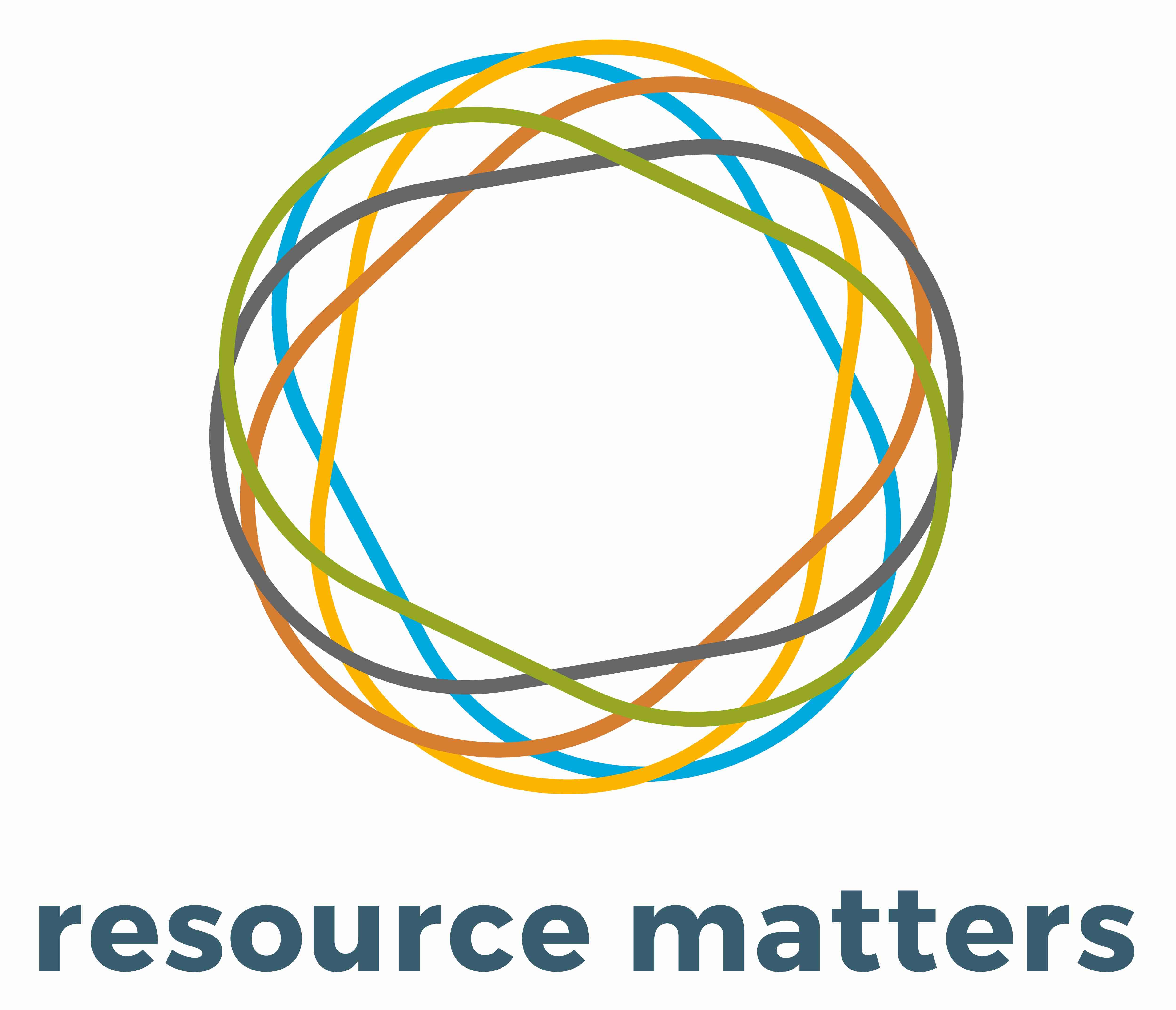 Resource Matters